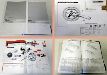 Sachs Fahrrad Produktprogramm 1998, Einzelteilliste und Preislis