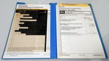 Reparaturhandbuch VW Golf 2 Country Syncro 5-Gang Getriebe 009 Allrad Kupplung