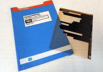 Reparaturleitfaden VW Golf GTI 16V 1,8l Einspritzmotor Microfich Film KR PL
