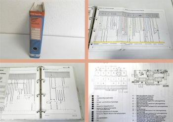 VW Passat B2 32B STROMLAUFPLÄNE 1981 - 1988 Reparaturleitfaden Werkstatthandbuch