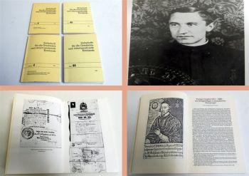 2x Zeitschrift für die Geschichte und Altertumskunde Ermlands +