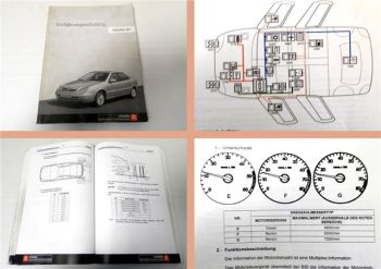 Werkstatthandbuch Citroen Xsara N7 Einführung Schulung 2000