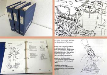 Reparaturanleitung DAF F65 F75 F85 LKW Werkstatthandbuch 1992/94