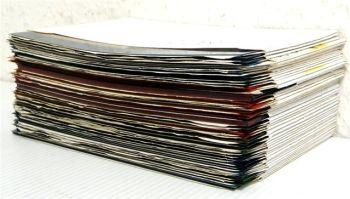 Ersatzteilkataloge JCB Bagger Baumaschinen Parts Ersatzteillisten ca. 200 Stück