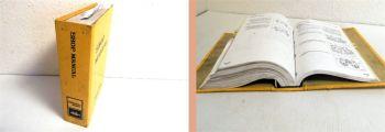 Shop Manual Komatsu D155AX-3 super Bulldozer Werkstatthandbuch 1