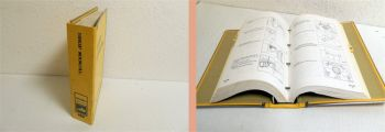 Shop Manual Komatsu WA500-1 Wheel Loader Werkstatthandbuch 4.1991