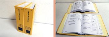 Shop Manual Komatsu HD785-5 HD985-5 Dump Truck Werkstatthandbuch 2004