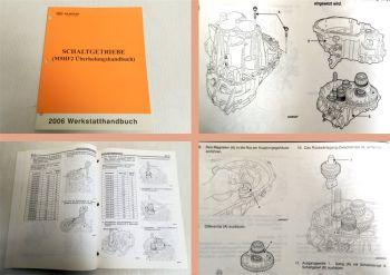 Werkstatthandbuch Kia Carnival + Sedona M5HF2 Schaltgetriebe 2006