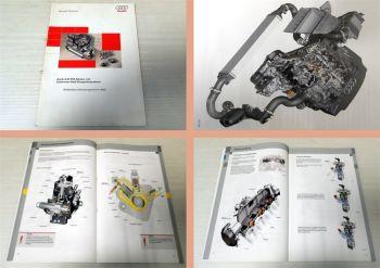 SSP 420 Audi 2,0l TDI Motor CAGA zb. A4 B8 Konstruktion Funktion Training 2007