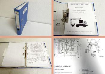 Werkstatthandbuch Einführung Schulung Komatsu PW130ES-6K 170ES-6