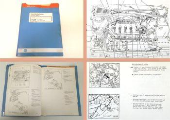 Reparaturleitfaden VW Corrado 16V ab 1989 K-Jetronic KR Werkstatthandbuch