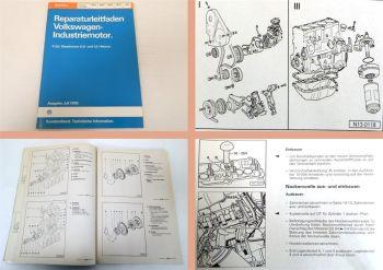Reparaturleitfaden VW 068.2, 068.5, 068.A, 068.D, ADK Werkstatthandbuch 1995
