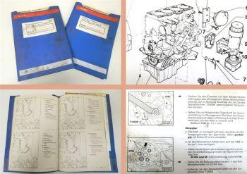 Reparaturleitfaden VW Golf 4 Bora Reparaturhandbuch 1,9 Dieselmotor AJM ATD AUY