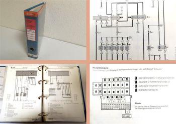 Reparaturleitfaden VW LT1 Stromlaufpläne Feb.1993 - 1996 2,4l ACL 1E ACT