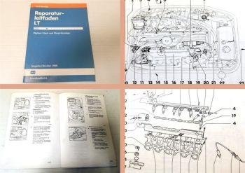 Werkstatthandbuch VW LT 1 6 Zyl. Digifant Zündanlage & Einspritzanlage 1E 1988