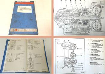 Reparaturleitfaden VW Transporter T4 Werkstatthandbuch 098 Autom