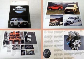 Nissan Patrol Prospekt 1988