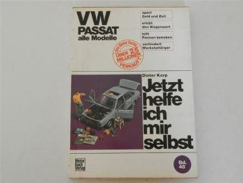Werkstatthandbuch VW Passat B1 ab 1973 Jetzt helfe ich mir selbs