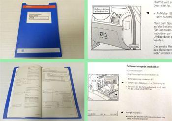 Reparaturleitfaden VW Passat B5 Karosserie Eigendiagnose Airbag Komfortsystem 97