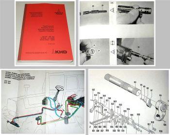 Deutz DX 85-160, 2506 - 13006, Intrac Werkstatthandbuch Regelhydraulik
