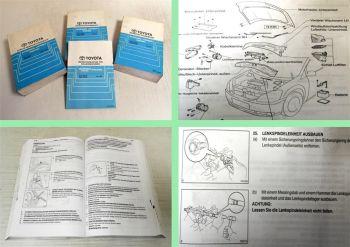Werkstatthandbuch Toyota Avensis Verso ab 2001 - 2004 Reparaturhandbuch komplett