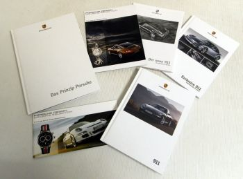 Porsche 911 Katalog Modelle in Daten Technik Prinzip Porsche ...