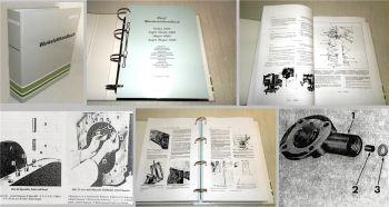Reparaturanleitung Ford 2000 3000 4000 5000 Werkstatthandbuch 1964-69
