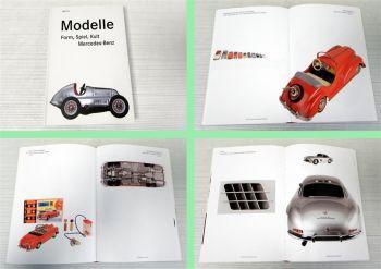 Mercedes Benz Modelle Form Spiel Kult Hatje Cantz 2000 Modellaut