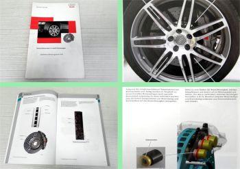 SSP 441 Audi Q7 2008 Selbststudienprogramm Keramikbremsen
