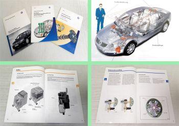 SSP 246 280 VW Phaeton Thermo Top C/Z + Zubehör Katalog