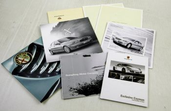 Porsche Maybach Maserati Alfa Romeo Jaguar Lexus Ssang Yong 8 Pr