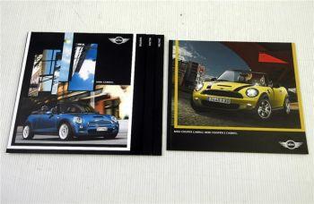Mini Cabrio, Cooper Cabrio, Cooper S Cabrio 2 Prospekte 2008/200