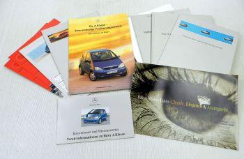Mercedes Benz A-Klasse 168 Fakten Preisliste Produktinfos 11 Pro