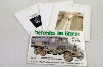 Mercedes Benz Mercedes im Krieg Forschungslabor Unfallversuche 4