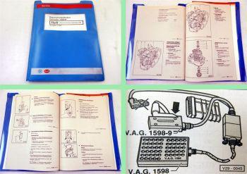 Reparaturanleitung VW Corrado Automatik Automatisches Getriebe 096 ab 1989