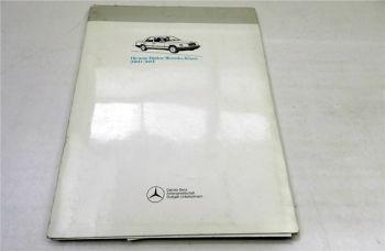 Mercedes Benz Prospekt Die neue Mittlere Mercedes-Klasse 200D-30