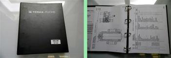 Terex Fuchs MHL 460 Ersatzteilliste Ersatzteilkatalog Parts Cata