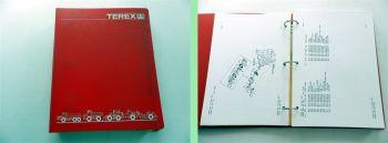 Terex 3307 Dump Truck Ersatzteilkatalog Parts Book Parts Catalog
