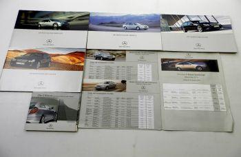 Mercedes Benz C-Klasse W203 Limousine T-Modell Sportcoupe Prospe