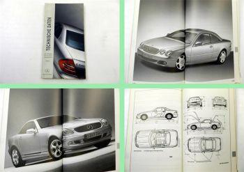 Mercedes Benz Technische Daten Produktinformation 2002