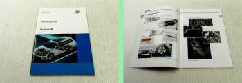 SSP 550 VW Volkswagen Passat GTE Service Training Selbststudienprogramm