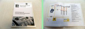 Skoda 2,0l-TDI- Motor mit Common-Rail-Einspritzsystem Infobroschüre