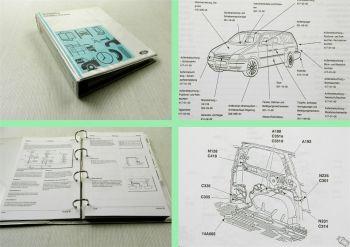 Werkstatthandbuch Ford Windstar ab Modelljahr 1999 Schaltpläne Stromlaufpläne
