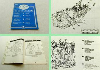 General Motors Kundendiensthandbuch Ergänzung 6A4 2,8 Liter V-6 Motor