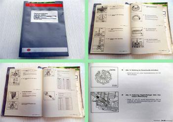 Reparaturleitfaden Audi A4 B5 Frontantrieb 012 Getriebe Werkstatthandbuch 1995