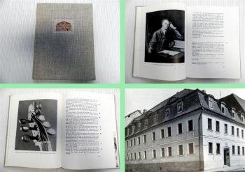 Das Händel-Haus in Halle Georg Friedrich Händel Geschichte und Führer 1958