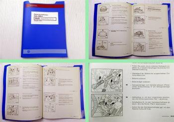 VW Polo 6N ab 1995 02J Getriebe Reparaturhandbuch 1999