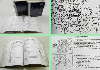 Werkstatthandbuch Nissan Almera N15 Reparaturanleitung 1995-1999 in 3 Bände