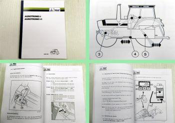 Deutz Agrotronic-i Agrotronic-i1 Schulungsunterlage 1991