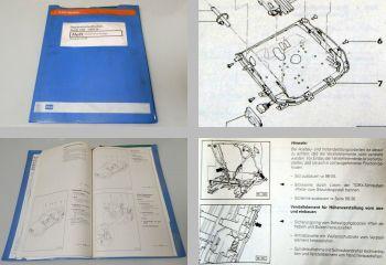Reparaturleitfaden Audi 100 C4 S4 A6 S6 Werkstatthandbuch Elektrische Anlage